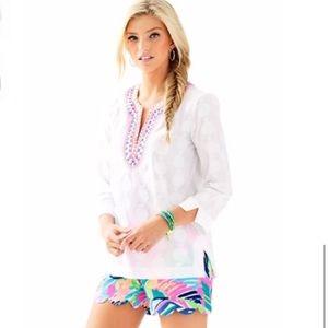 Lilly Pulitzer   Amelia Island Tunic